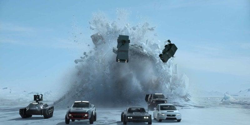 Fast & Furious 8 - Bild Nr. 1
