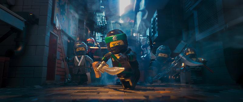 The Lego Ninjago Movie - Bild Nr. 7