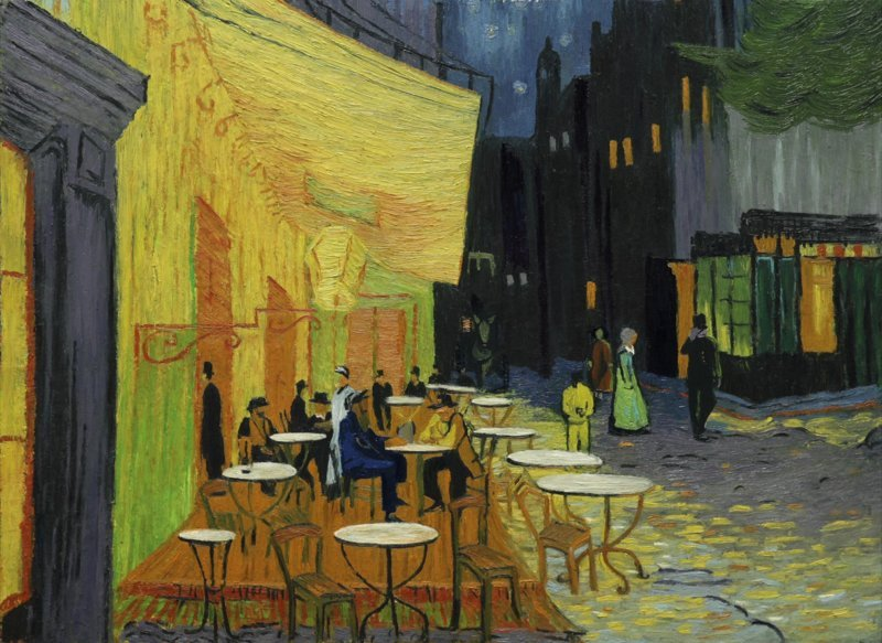 Loving Vincent - Bild Nr. 10