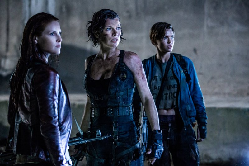 Resident Evil - The Final Chapter - Bild Nr. 2