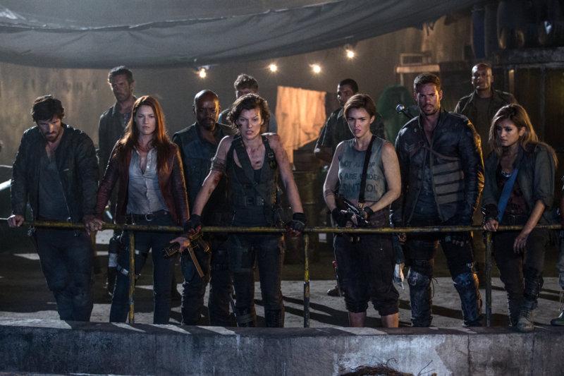 Resident Evil - The Final Chapter - Bild Nr. 7