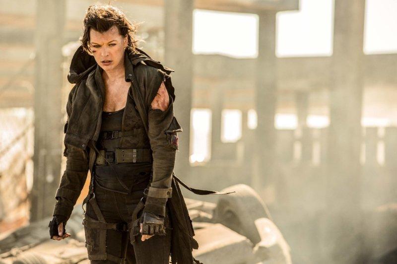 Resident Evil - The Final Chapter - Bild Nr. 1