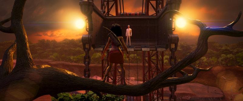 Ainbo: Spirit of the Amazon - Bild Nr. 2