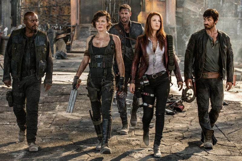 Resident Evil - The Final Chapter - Bild Nr. 4
