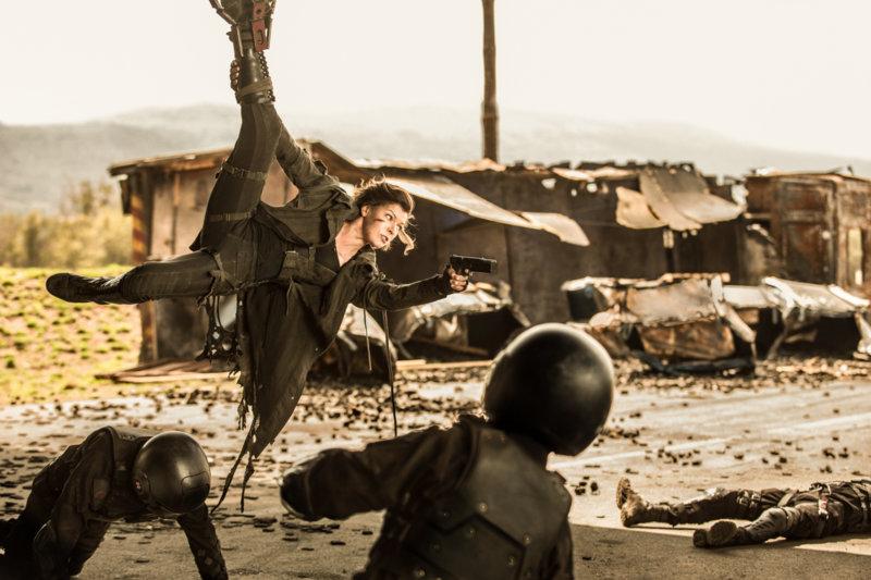 Resident Evil - The Final Chapter - Bild Nr. 5