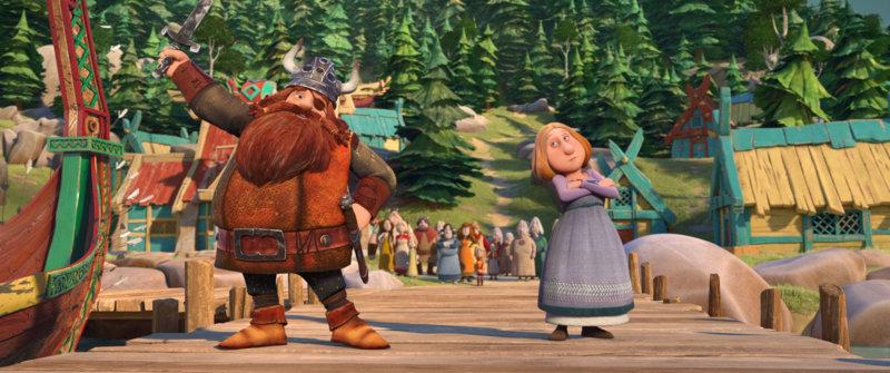 Wickie und die starken Männer - Das magische Schwert - Bild Nr. 9