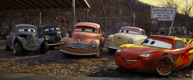 Cars 3: Evolution - Bild Nr. 8